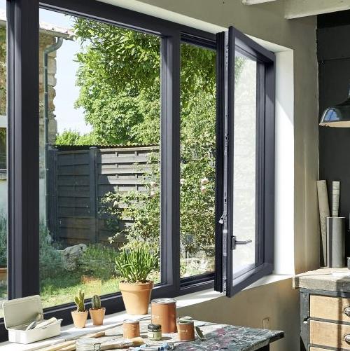 Fenêtres Quels Matériaux Bois Pvc Aluminium Mixte En Composite