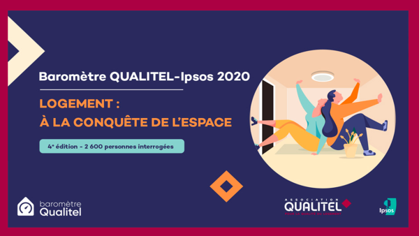 Baromètre Qualitel 2020 (Attention debut du son à 3 minutes)